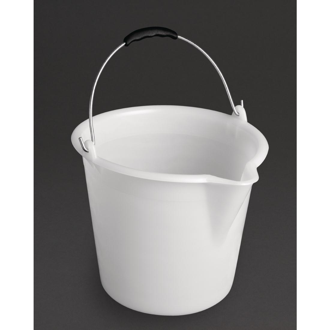 Schneider Food Storage Bucket White 18Ltr