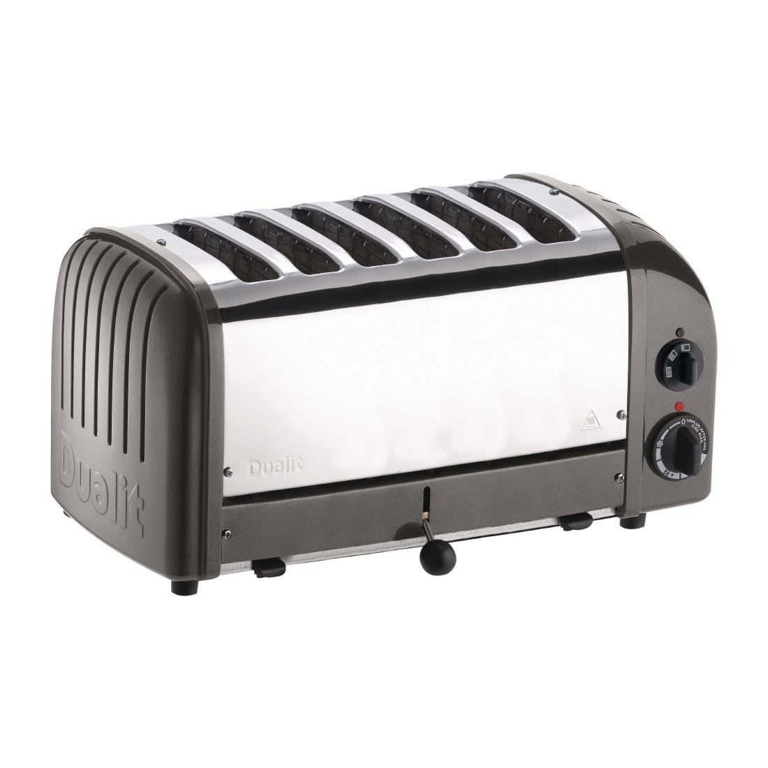 Dualit - Charcoal 6 Slot Toaster (M)