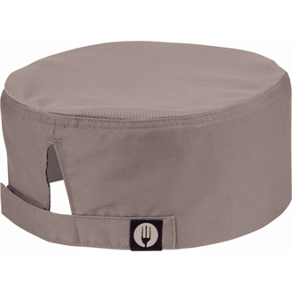 Colour by Chef Works Cool Vent Beanie - Grey