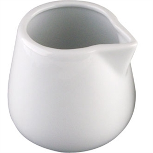 Olympia Whiteware Compact Jugs 228ml (Pack of 12)