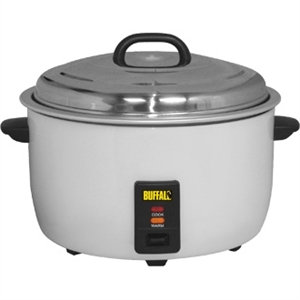 Buffalo Electric Rice Cooker 10Ltr
