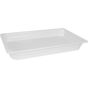 Gastronorm Dishes 1/1 GN 65mm Deep (Sold Single)