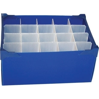 Glass Jack Blue 20 Sections (5 per case)