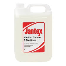 Jantex Kitchen Cleaner and Sanitiser 5 Litre (Pack of 2)