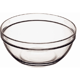 Arcoroc Chefs Glass Bowl 0.07 Ltr (Pack of 6)