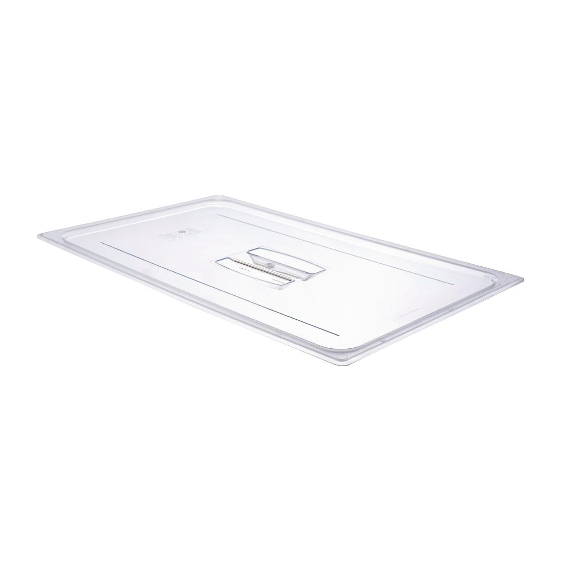 Cambro Polycarbonate 1/1 Gastronorm Pan Lid