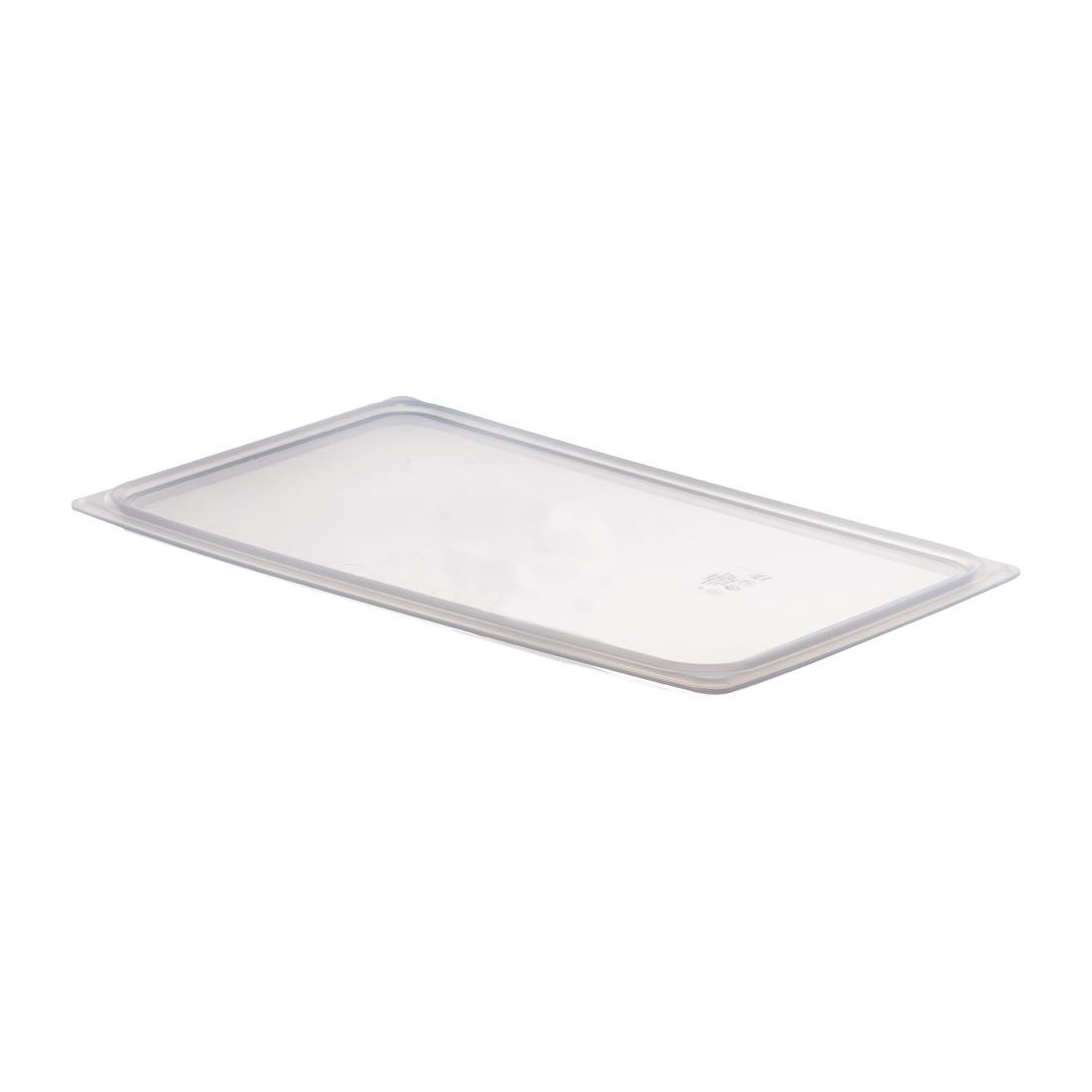Cambro Gastronorm Pan 1/1 Soft Seal Lid