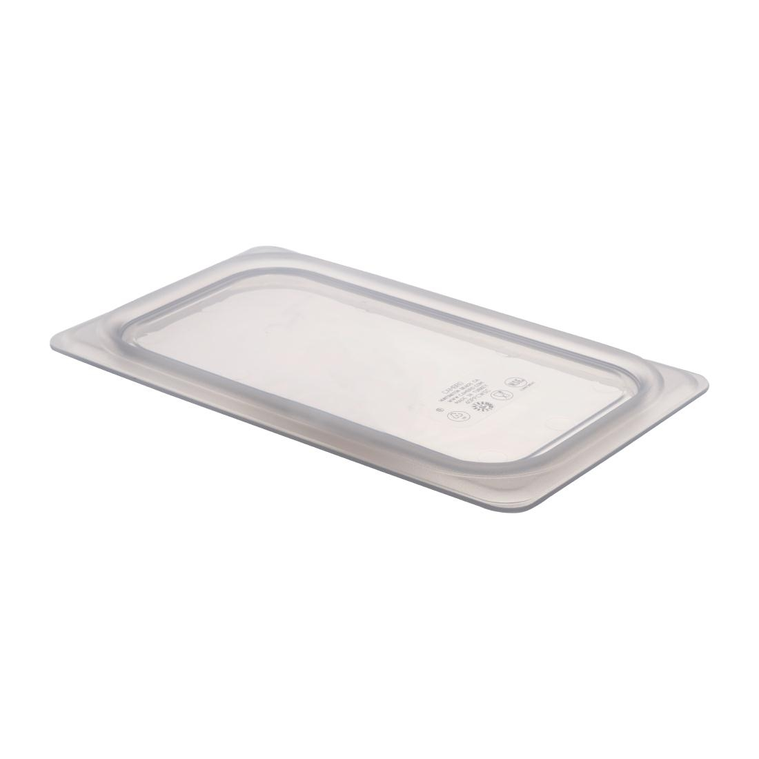 Cambro Gastronorm Pan 1/4 Soft Seal Lid