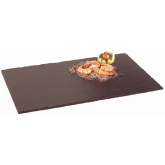 Natural Slate Tray 1/1 GN