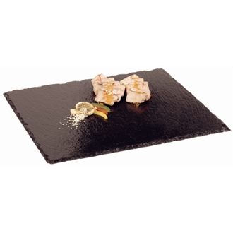Natural Slate Tray 1/2 GN