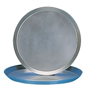 "Tempered Pizza Pan - 0.625 Deep 12"" diameter"