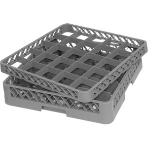 Glass Rack Extenders 36  Compartments