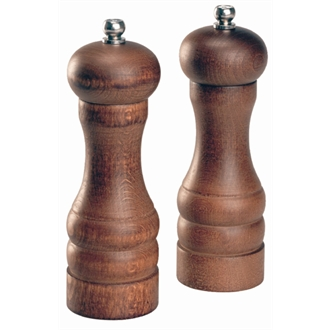 Cole & Mason Forest Dark Wood Pepper Mill
