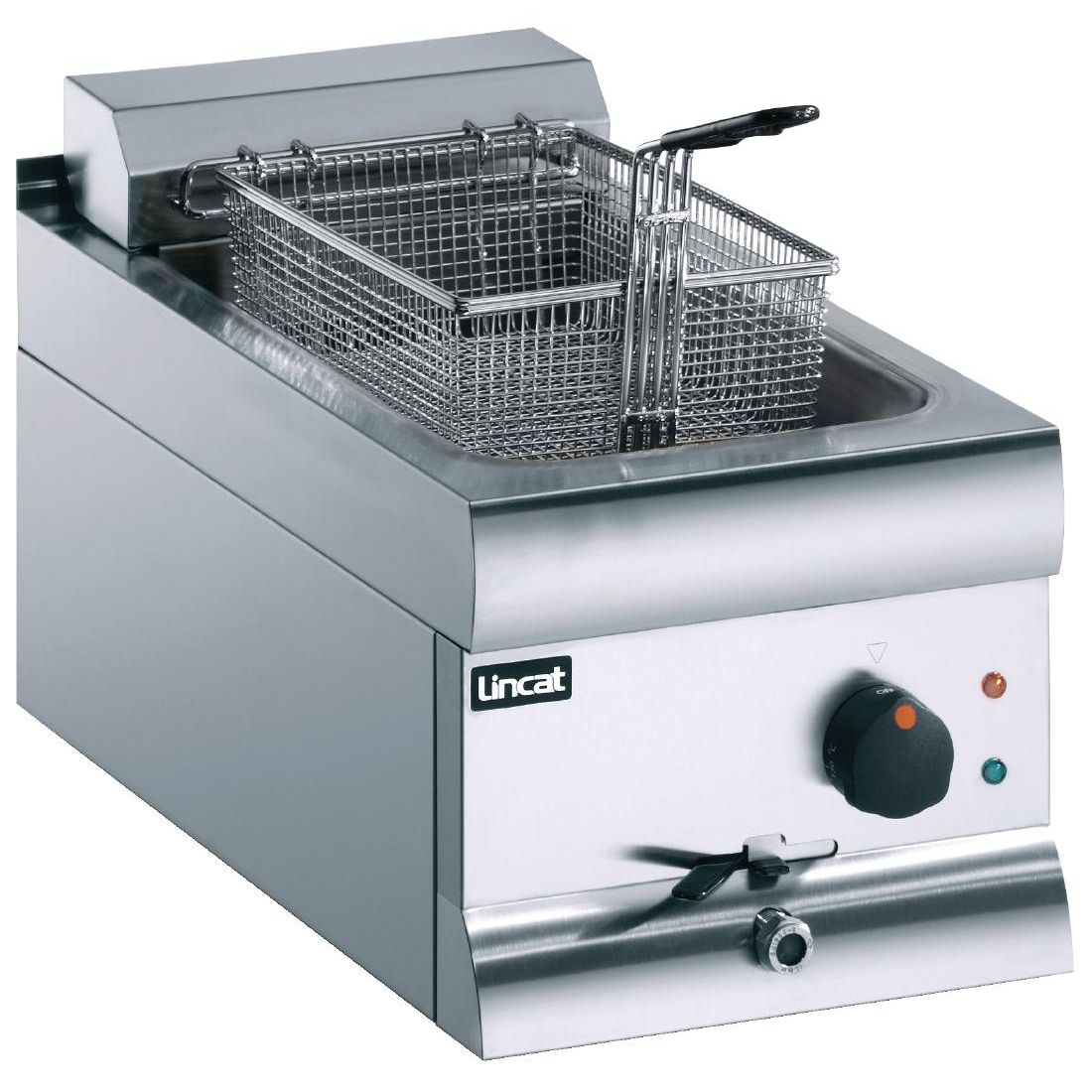 Lincat Silverlink Single Tank Countertop Fryer DF33