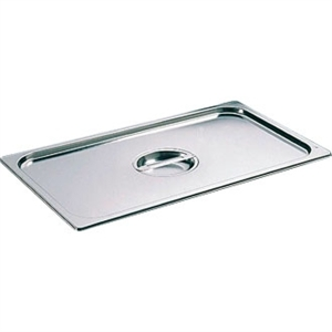 Bourgeat Stainless Steel 1/9 Gastronorm Lid