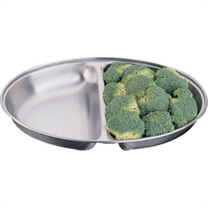 """Oval 8"""" Vegetable Dish"""