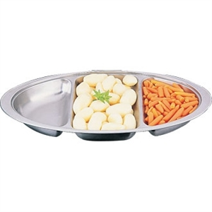 Large Oval Banqueting Dish 20''