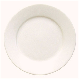 Olympia Ivory Wide Rimmed Plate 150mm 6 (Box 12)