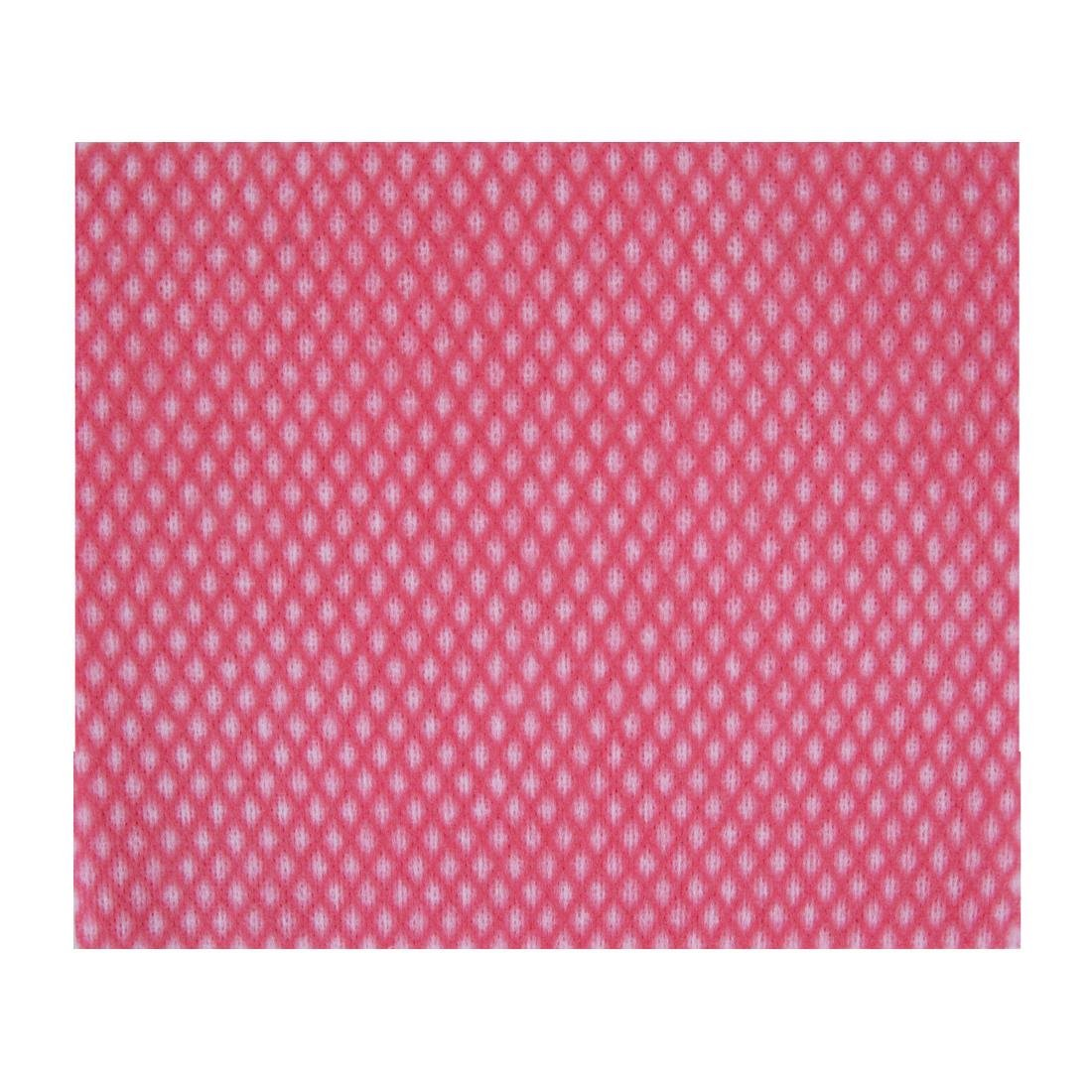 Jantex Solonet Cloths Red (Pack of 50)