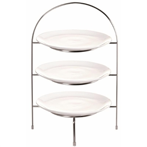 Afternoon Tea Stand for Plates Up To 267mm  sc 1 st  Brennan Catering Supplies Ireland & Afternoon Tea Stand for Plates Up To 267mm - Waterford Cork ...