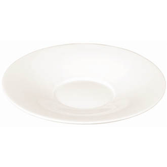 Lumina Fine China Fine China Saucer 140mm (Box 12)