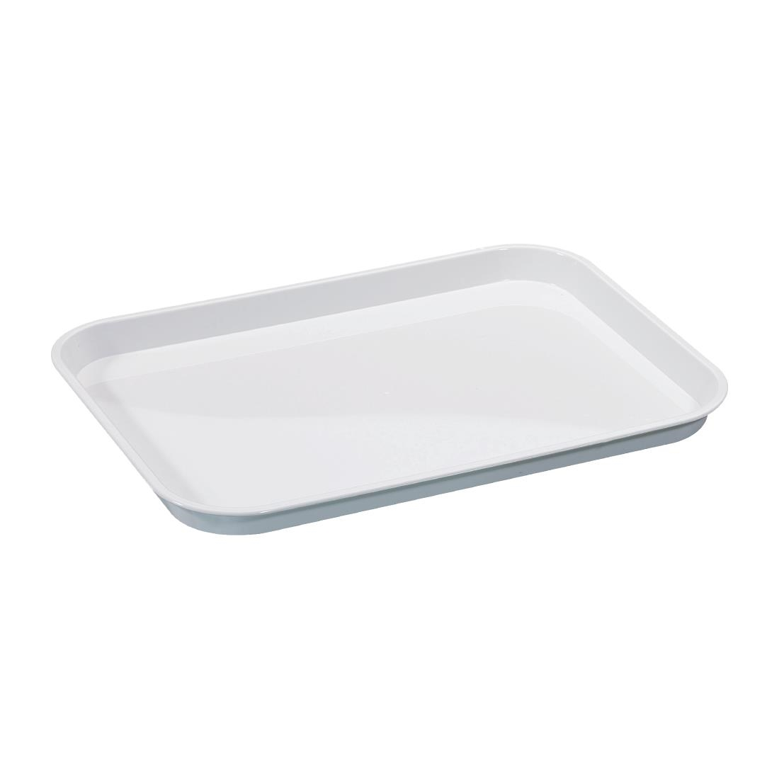 High Impact ABS Food Tray 14in