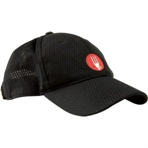 Chef Works Cool Vent Baseball Cap Black