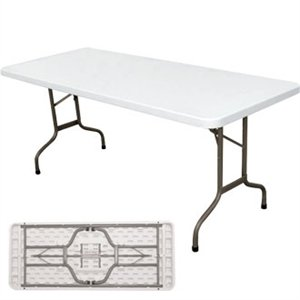 Bolero Foldaway Utility Table 1.8m 6ft