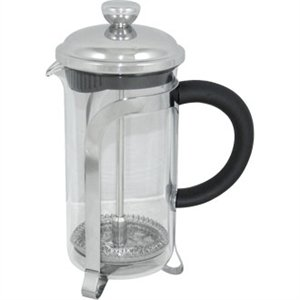 Cafetiere - Chrome Finish 8 Cup