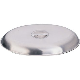 "Oval 20"" Vegetable Dish Lid"