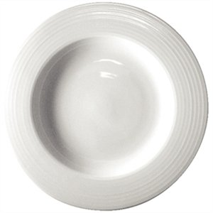 Olympia Linear Pasta Plate  230mm (Box 12)