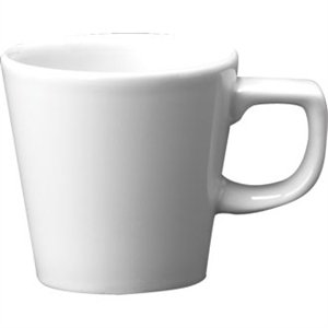 White Cafe Cup - 220ml (Box 24)