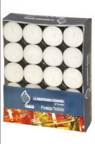 4 hour Tealights (100 per case)
