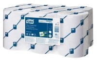 Tork En Motion Hand Towel Roll White (6 Per Case)