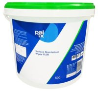 PAL Surface Disinfectant Wipes (500 per tub)