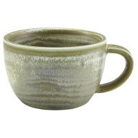 Terra Porcelain Matt Grey Coffee Cup 28.5cl/10oz