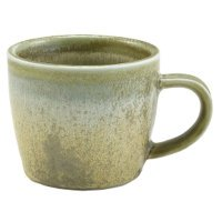 Terra Porcelain Matt Grey Espresso Cup 9cl/3oz