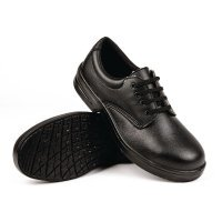 Lites Safety Lace Up Black