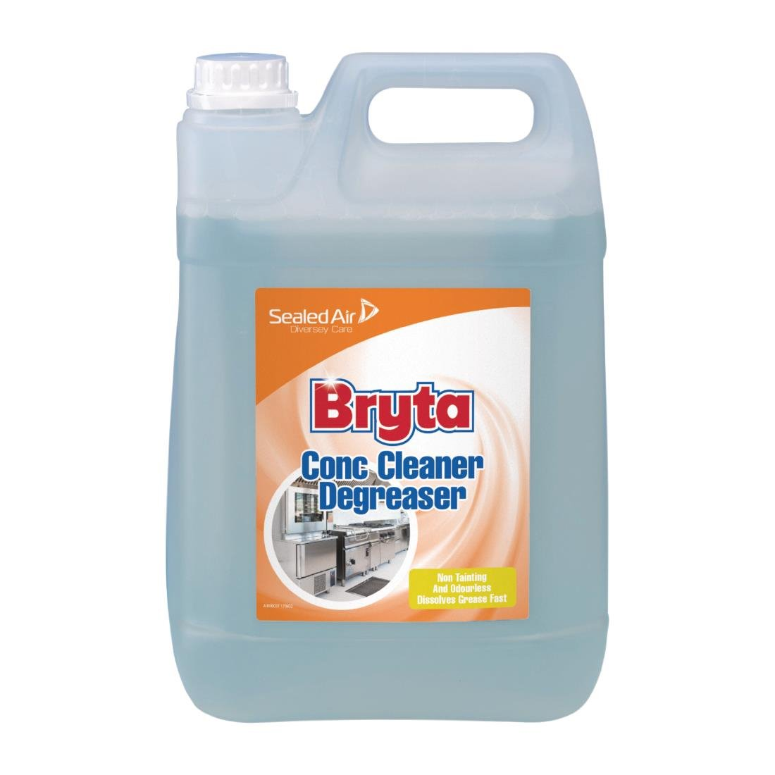 Bryta Kitchen Cleaner and Degreaser Concentrate 5Ltr (Pack of 2)