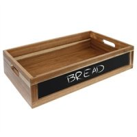 Olympia Bread Crate with Chalkboard 1/1 GN 527x325x120mm
