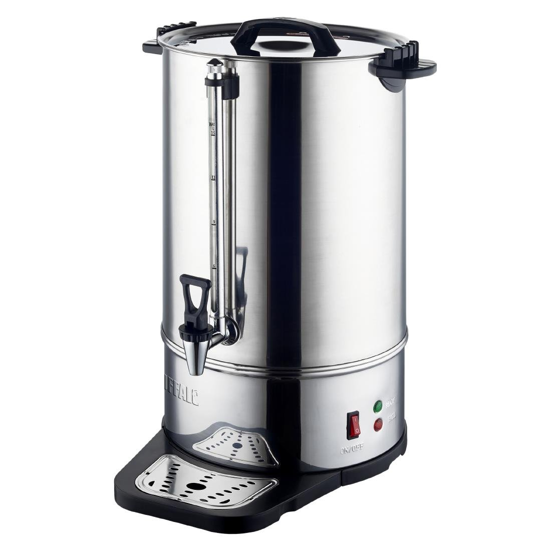 Buffalo Coffee Percolator - 15Ltr (100cups)