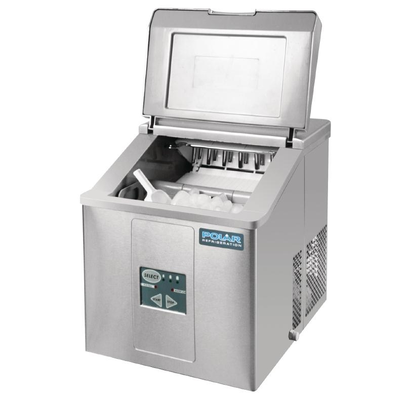 Polar Counter Top Ice Machine 17kg Output