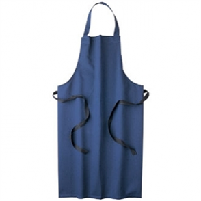 Bib Apron (Navy Blue)
