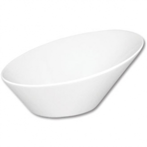 Oval Sloping Bowl 150x 135mm (Box 4)