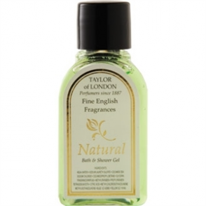 Natural Range Bath & Shower Gel (Box 250)