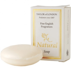 Natural Range Boxed Soap (Box 100)