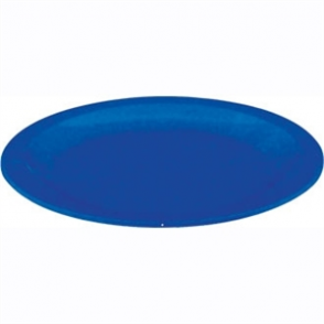 Kristallon Polycarbonate Plates Blue 230mm (Box 12)