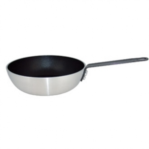 Vogue Non-stick Induction Saute Pan - 240mm