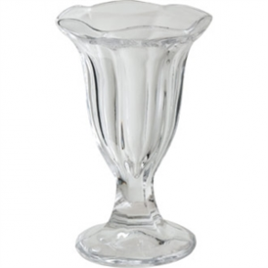 Traditional Dessert Glass Tall 6.5oz/185ml (6pc)