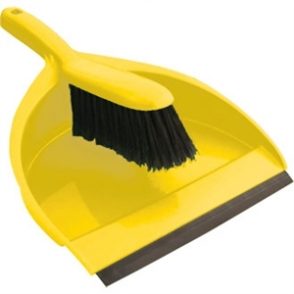 Soft Dustpan & Brush Set